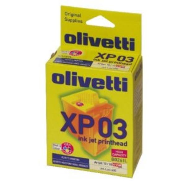 OLIVETTI Druckkopf 4-Farb High-Capacity XP03 B0261