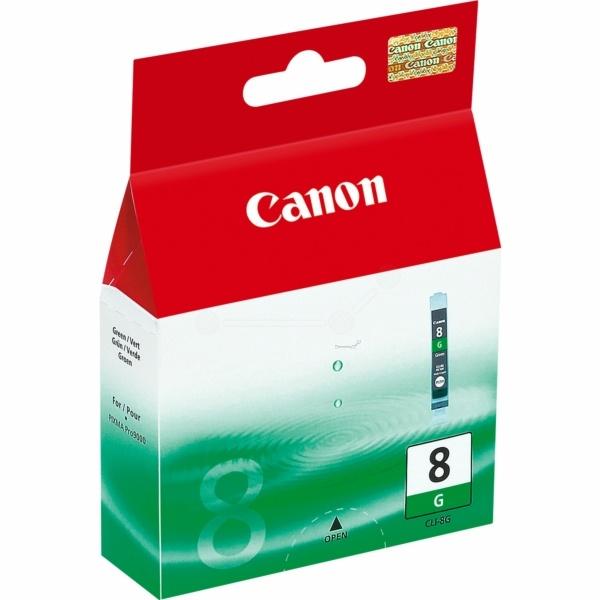 Canon Tintenpatrone grün CLI-8 G 0627B001