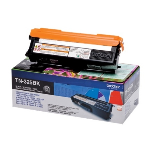 Brother Toner schwarz  TN325BK