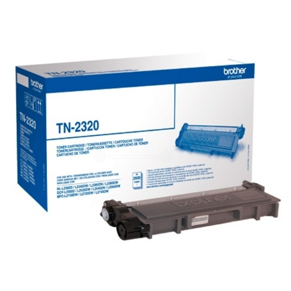 Brother Toner-Kit  TN2320
