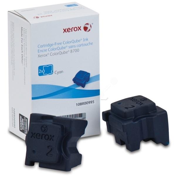 Xerox Festtinte in Color-Stix cyan  108R00995