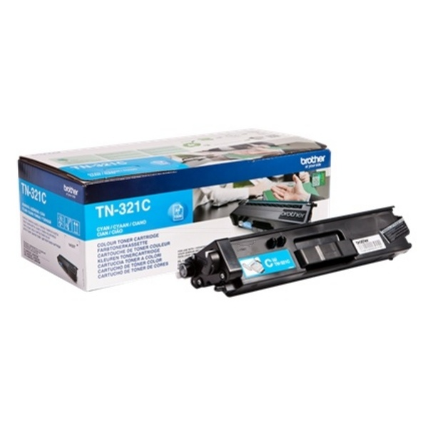 Brother Toner-Kit cyan  TN321C