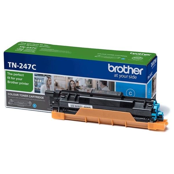 Brother Toner-Kit cyan  TN247C