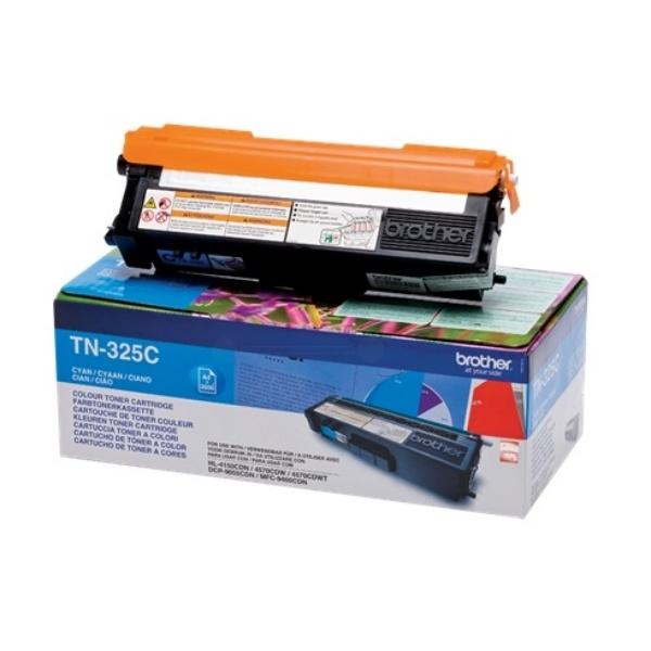 Brother Toner cyan  TN325C