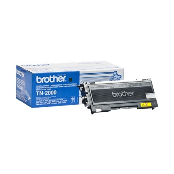 BROTHER Toner-Kit  TN2000