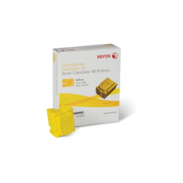 Xerox Festtinte in Color-Stix gelb  108R00956