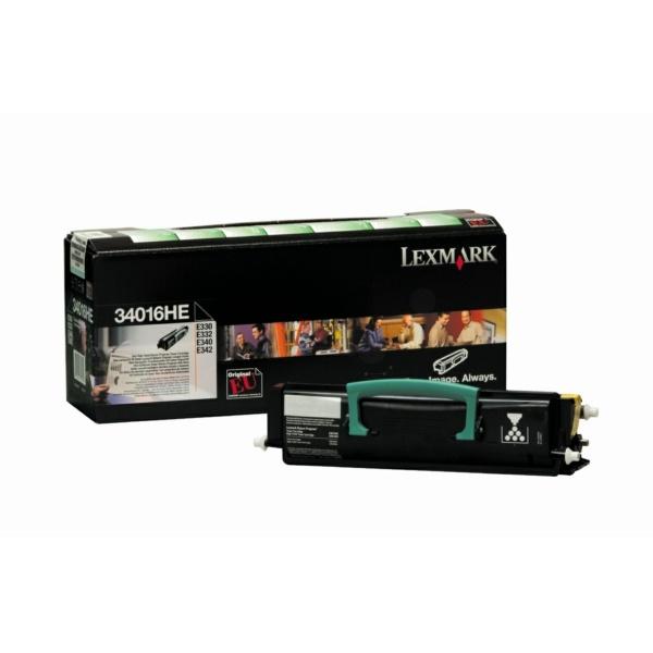 LEXMARK Toner-Kit Prebate  34016HE