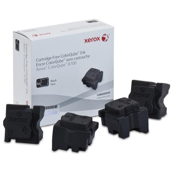 Xerox Festtinte in Color-Stix schwarz  108R00999